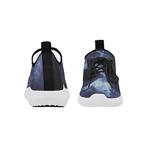 Chaussures De Course Ultralégères Dauphin Dempreinteprint Crâne Pour Hommes Clown