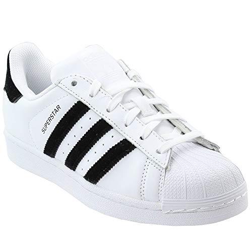 adidas Originals Kids Unisex Superstar Velvet (Big Kid)