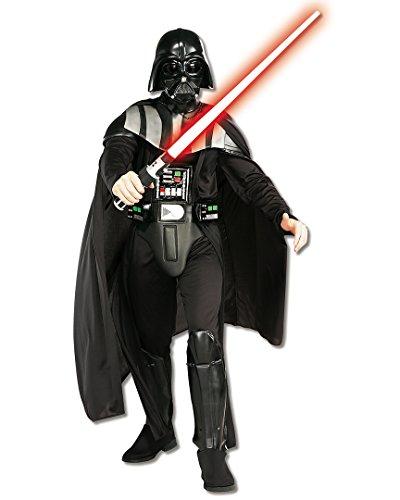 Star Wars Darth Vader Deluxe Adult, Black, X-Large Costume