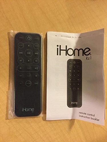 iHome Remote Control iP49 iRz1BK
