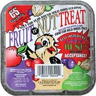 DPD Fruit N' NUT Treat Suet - 11.75 Ounce