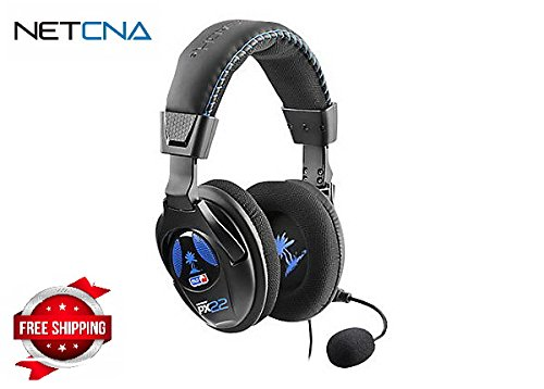 Turtle Beach Ear Force PX22 - headset - By NETCNA (Px22 Turtle Beach)