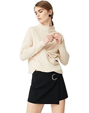 Mango Women's Knot Detail Sweater