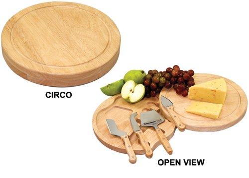 NCAA Circo Engraved Circulor Cutting Cheese Tray NCAA Team: Murray State University Racers