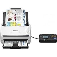 Epson WFDS530N - Escáner de Documentos en Color, Blanco y Negro