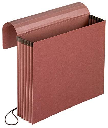 Pendaflex Redrope Expanding Wallet, 5 1/4