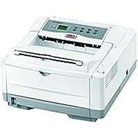 Oki B4600N LED Printer - Monochrome - 600 x 2400 dpi Print - Plain Paper Print - Desktop - 27 ppm Mono Print - A4, A5, A6, Letter, Legal, Executive, B5, C5 Envelope, DL (Certified Refurbished)