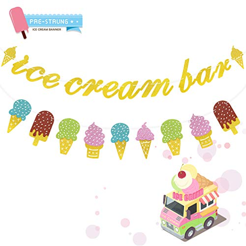 ice cream party decor - 6