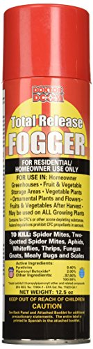 Doktor Doom Total Release Insect Fogger, 12.5-Ounce by Doktor Doom