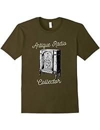 Antique Radio Collector T-Shirt