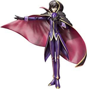 "Bandai Tamashii Nations Lelouch Zero ""Code Geass R2"" S.H. Figuarts Action Figure (japan import)"