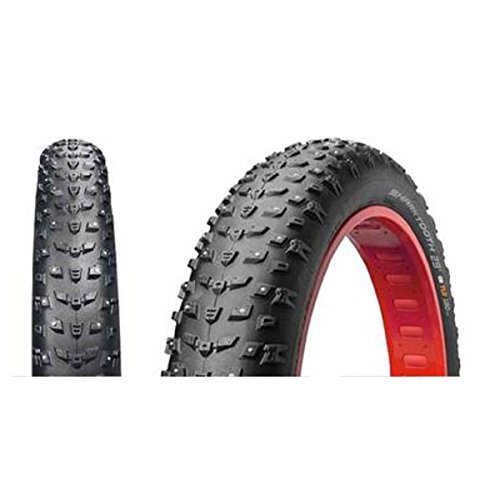 (ARISUN Tires SHARKTOOTH 26x4.0 BK WIRE/60/152-STUD)
