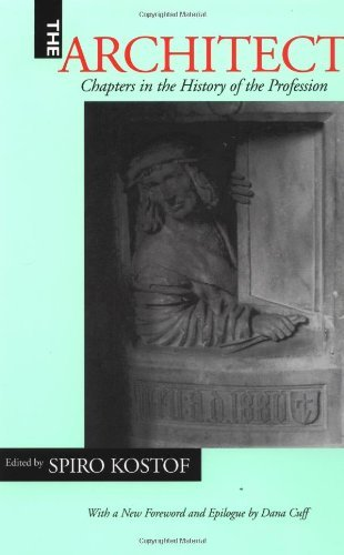 Download The Architect: Chapters in the History of the Profession: 1st (First) Edition pdf epub