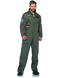 top gun menu0027s flight suit adult costume
