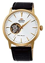 Orient Reloj Analógico para Unisex Adultos de Automático con Correa en Cuero FAG02003W0