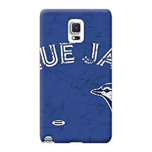 Samsung Galaxy Note 4 OIY5540AifB Provide Private Custom Beautiful Toronto Blue Jays Series Perfect Hard Cell-phone Case -LeoSwiech