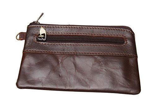 Genuine Leather Change Wallet Holder product image