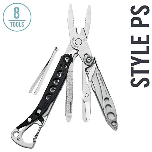 LEATHERMAN - Style PS Multitool, Black