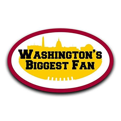 Two 5 Inch Decals MKS0393 More Shiz Washingtons Biggest Fan Decal Sticker Car Truck Van Bumper Window Laptop Cup Wall