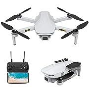 EACHINE EX5 Drohne mit Kamera 4K GPS 5G WiFi 1KM FPV 30 Min. Flugzeit 229g Ultraleichte Faltdrohne Brushless…
