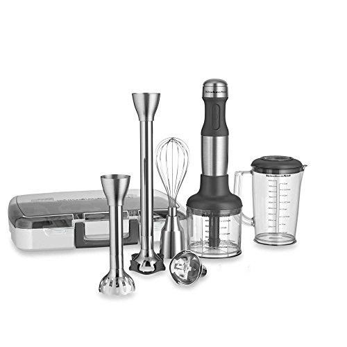 KitchenAid 5-Speed Stainless Steel Hand Blender