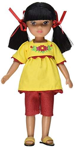 Madame Alexander Travel Friends Mexico Doll