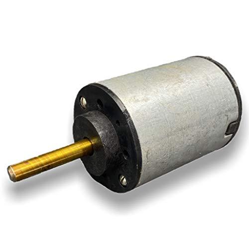 Lovely Solar Fan 12Volt – 24Watt DC Motor of Iron Body (Silver, Pack of 1)
