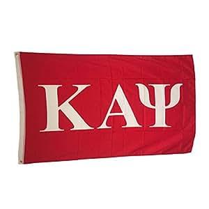 Kappa Alpha Psi oficial 3x 5de bandera