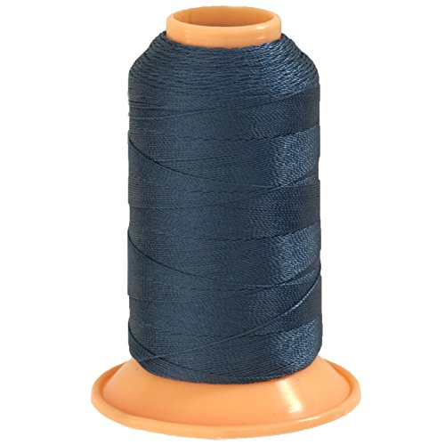 (Gutermann Polyester Upholstery Thread 300m/328yds Slate Blue)
