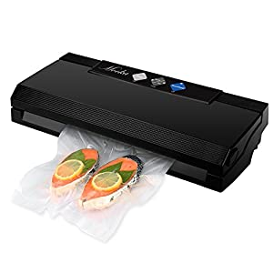 Mooka Vacuum Sealer, 4-in-1 Sealing System with Cutter