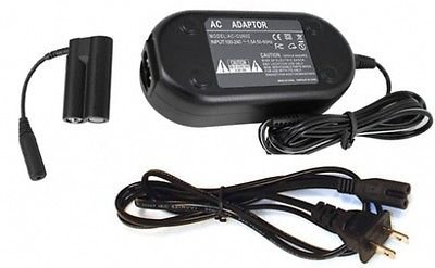 Canon Ack800 Ac Adapter (Ac Adapter Kit ACK-800 + DR-DC10 DC Coupler for Canon SX150 IS A800 ac, Canon A810 ac, Canon A1300 ac)