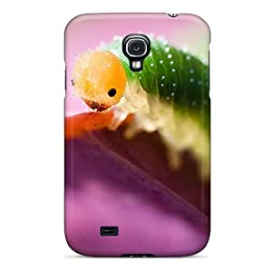 Galaxy S4 Case Cover With Shock Absorbent Protective UCu1367OFDK Case