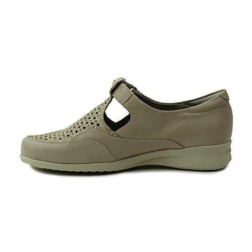 PITILLOS Damen Sneaker Beige Beige