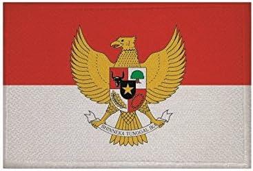 U24/Badges le Nicaragua drapeau thermocollant patch 9/x 6/cm