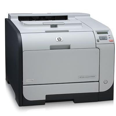 HP CP2025DN Color LaserJet Printer by HP