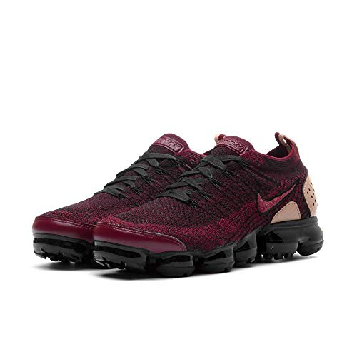 2 Zapatillas Nrg vachetta Red Vapormax Gimnasia Hombre team De Air 600 Fk team Para Tan Red black Nike Rojo qtXI7
