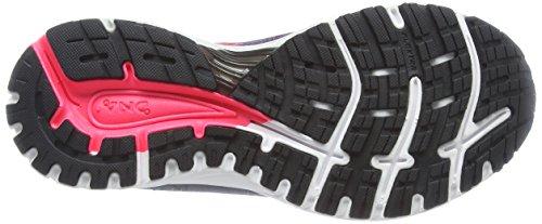 Brooks Black Multicolore de Running Femme Pink Adrenaline Chaussures GTS 18 Black 058 Bleu rf8wHzprqx