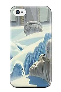 New Arrival DanRobertse Hard Case For Iphone 4/4s (UbTRLoB3447GkgSS)