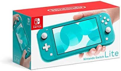 CONSOLE NINTENDO CONSOLE SWITCH MINI TURQUOISE