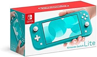 Nintendo Switch Lite, Turkuaz (CDMedia Garantili)
