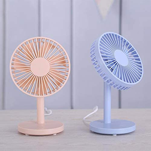 Quiet Operation Portable Mini Fan For Home Office Bedroom Table Small Personal Desktop Fan Usb Desktop Fan