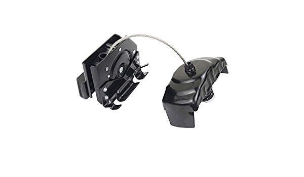 GELUOXI Spare Tire Hoist Assembly Compatible with Chevrolet Avalanche 07-13 Suburban 14-18 Cadillac Escalade 02-18 GMC Yukon 01-18 10385565 924-517 15148541