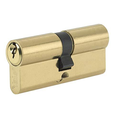 Yale P-ED3030-SNP 6 Pin Euro Double 10:30 (70mm)