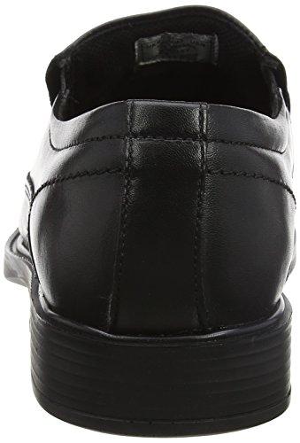 Red Tape Men's Hartley Loafers Black (Black) z7IPRT