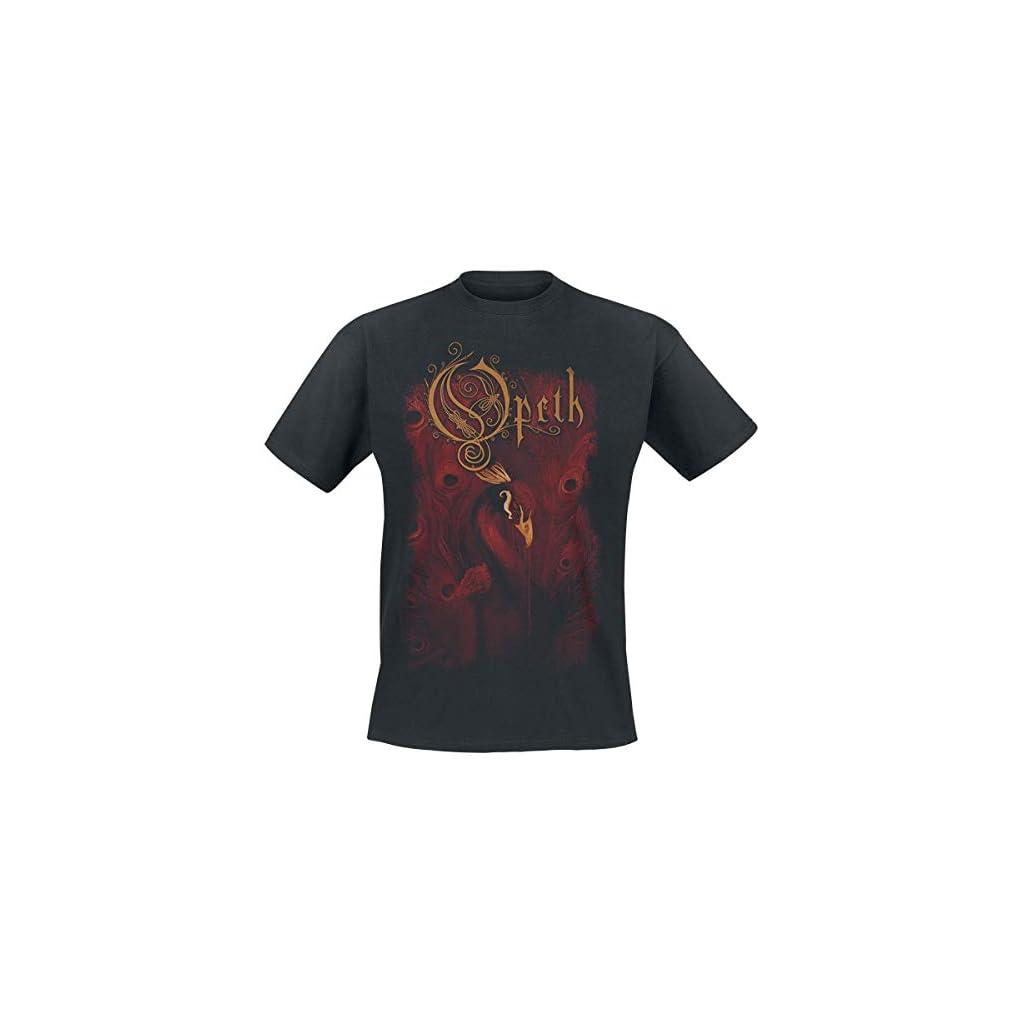 Opeth Sorceress Camiseta Negro