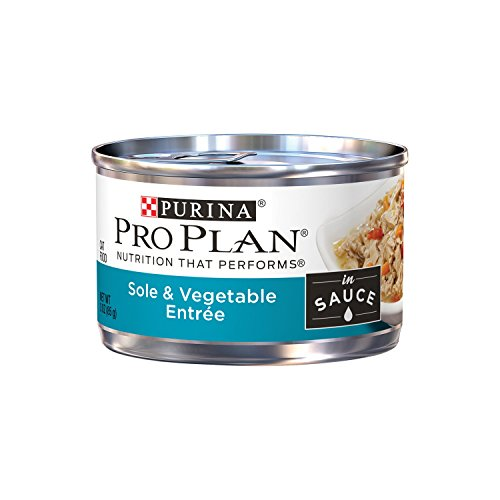 UPC 038100140074, Purina Pro Plan Wet Cat Food, Savor, Adult Sole and Vegetable Entrée, 3-Ounce Can, Pack of  24