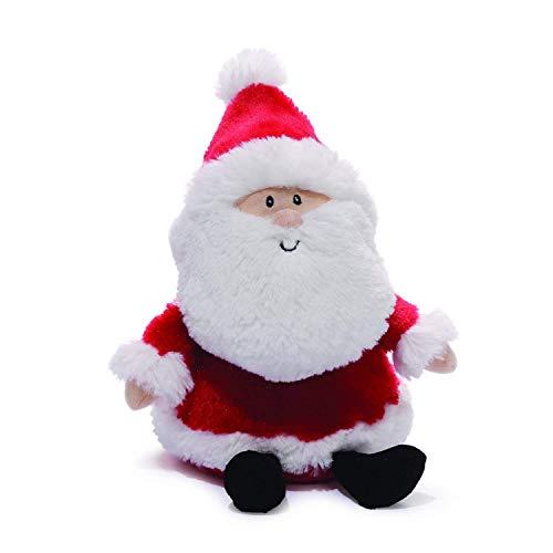 Christmas gifts Cute Plush Santa Claus - Santa Pillow Stuffed 8.5 inches ()