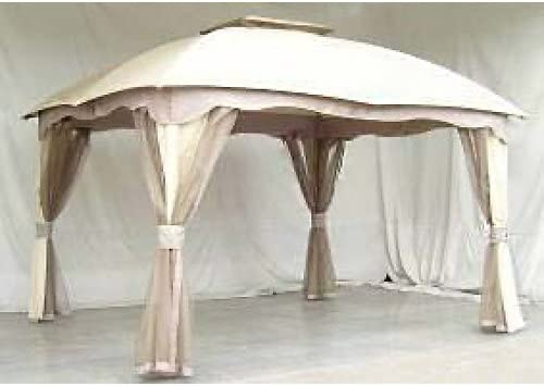 Garden Winds Replacement Canopy for Roof Style Gazebo