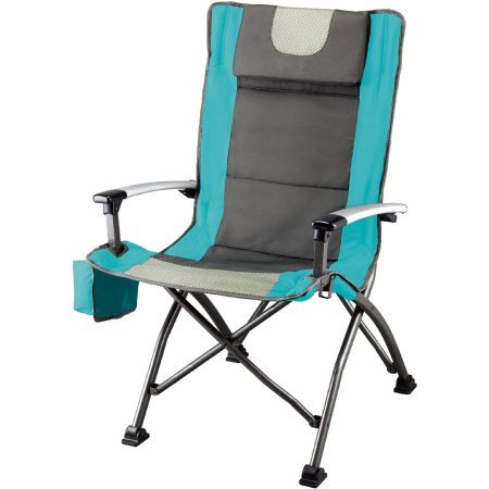 Ozark-Trail-High-Back-Chair-Ultra-Durable-Steel-Frame-Adjustable-Feet-With-Cup-Holder-Perfect-Seat-for-Outdoor-Camping-and-Picnic