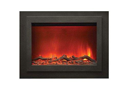 Amantii Zero Electric Fireplace with Surround (ZC-FM-45), 45-Inch by Amantii